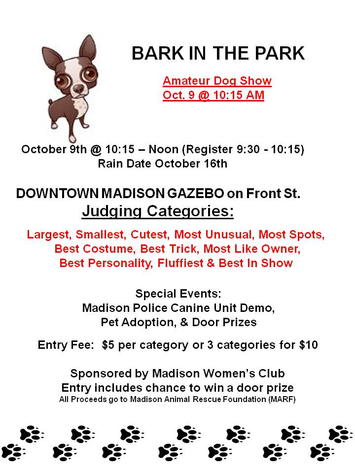 Bark In The Park - Madison ARF