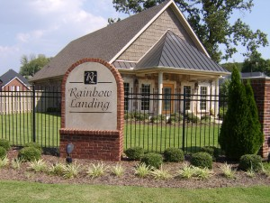 Rainbow Landing Subdivision Madison AL