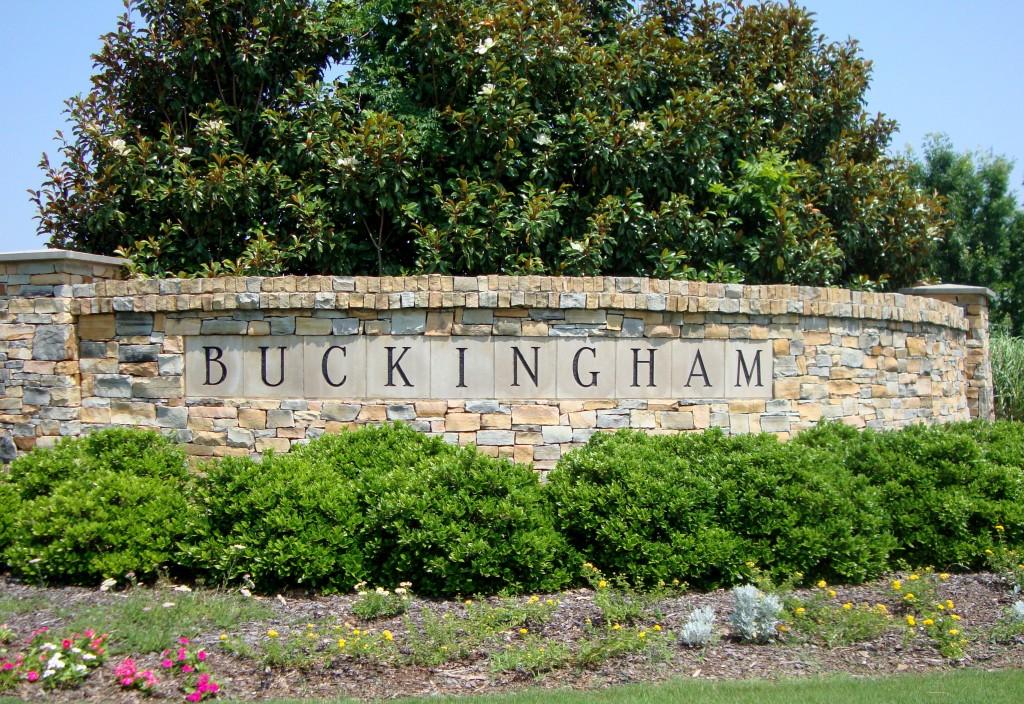 Buckingham Subdivison Huntsville Madison And Harvest Al